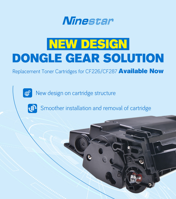 Ninestar Releases New Design Dongle Gear Solution